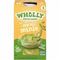 Wholly Avocado Chunky Avocado Minis 6 Count