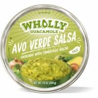 Wholly Guacamole Avocado Verde Salsa