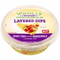 Wholly Guacamole & Spicy Pico