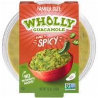 Wholly Guacamole Spicy Guacamole