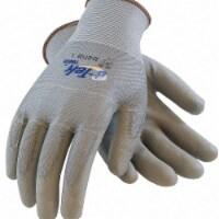 Pip Coated Gloves,Gray,PK12  33-GT125/XL - 1