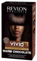 Revlon Realistic Vivid Colour Warm Chocolate Permanent Hair Color