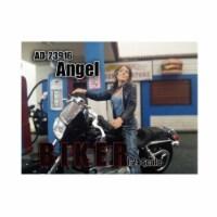 American Diorama 23916 Biker Angel Figure for 1-24 Scale Models - 1