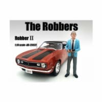 American Diorama 23922 The Robbers Robber II Figure for 1-24 Scale Models