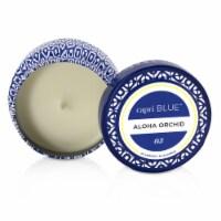 """""Capri Blue Printed Travel Tin Candle  Aloha Orchid 241g/8.5oz"""" - 241g/8.5oz"