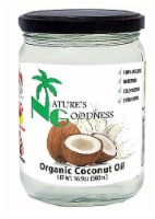 Nature's Goodness Organic Coconut Oil
