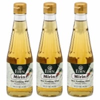 Eden Mirin Rice Cooking Wine 10.1 Ounce - Pack 3 - 3 Pack/10.1 Ounce