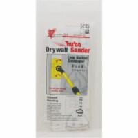 Dustless Technologies 54301 220 Grit Sandpaper - Pack of 5 - 5