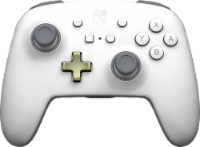 Power A Enhanced Wireless Controller for Nintendo Switch - White