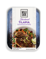 Wild Side Blackened Tilapia with Red Beans - 12 oz