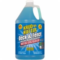 Krud Kutter 1 Gal. Deck & Fence 1 Gal. Pressure Washer Concentrate Cleaner DF014 - 1 Gal.
