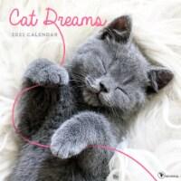TF Publishing 2021 Cat Dreams Wall Calendar