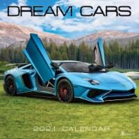 TF Publishing 2021 Dream Cars Wall Calendar