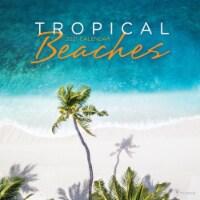 TF Publishing Tropical Beaches 2021 Wall Calendar