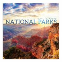 TF Publishing 2021 Mini Wall Calendar – National Parks