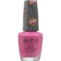 O.P.I Pink Bubbly Nail Polish - 1 ct