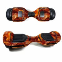 MightySkins SWT580-Bacon Skin Decal Wrap for Swagtron T580 Hoverboard Sticker - Bacon - 1