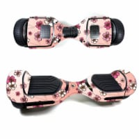MightySkins SWT580-Cherry Blossom Skin Decal Wrap for Swagtron T580 Hoverboard Sticker - Cher - 1