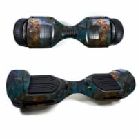 MightySkins SWT580-Eagle Nebula Skin Decal Wrap for Swagtron T580 Hover Board Sticker - Eagle
