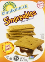Kinnikinnick S'moreables Graham Style Crackers