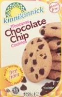 Kinnikinnick Foods Gluten Free Cookies Montana's Chocolate Chip
