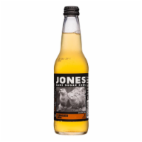 Jones Ginger Beer Soda