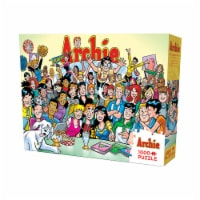 Cobble Hill Puzzle Company Archie Comics The Gang at Pops Puzzle