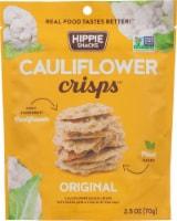 Hippie Snacks Original Cauliflower Crisps - 2.5 oz