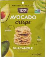 Hippie Snacks Guacamole Avocado Crisps - 2.5 oz