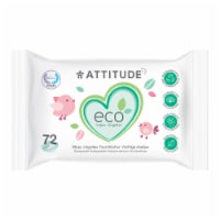 Attitude Eco Baby Wipes
