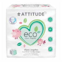 Attitude Eco Biodegradable Baby Wipes