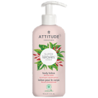 Attitude Super Leaves Red Vine Glowing Body Lotion