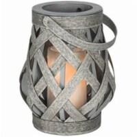 Sterno Home 233422 7.5 in. BO Rattan Lantern