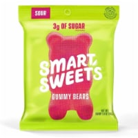 Smart Sweets Sour Gummy Bears - 1.8 oz