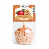 Moyers Farm Caramel Apple with Peanuts