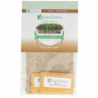 UgroGreens Organic Bok Choy Microgreen Refill Kit 2 Count