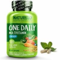 NATURELO One Daily Multivitamin for Men Capsules - 120 ct