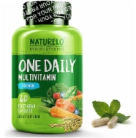 NATURELO One Daily Men's Multivitamin Vegetarian Capsules