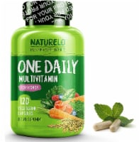 NATURELO One Daily Multivitamin for Women Capsules