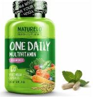 NATURELO One Daily Multivitamin for Women Vegetarian Capsules - 60 ct