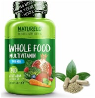 NATURELO Whole Food Multivitamin for Men Capsules