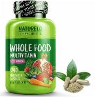 NATURELO Whole Food Women's Multivitamin Capsules