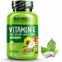 Naturelo Vitamin E Vegetarian Capsules 350mg