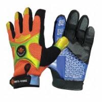 """Impacto Mechanics Gloves,L/9,10"""",PR  BGHIVISL"""