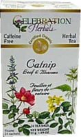 Celebration Herbals  Organic Catnip Leaf & Blossom Tea Caffeine Free
