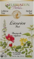 Celebration Herbals  Organic Licorice Root Tea Caffeine Free