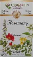 Celebration Herbals  Organic Rosemary Leaf Tea Caffeine Free