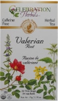 Celebration Herbals  Organic Valerian Root Tea Caffeine Free