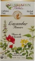 Celebration Herbals  Organic Lavender Flowers Bulk Tea Caffeine Free