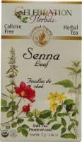 Celebration Herbals  Organic Senna Leaf Bulk Tea Caffeine Free